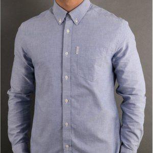 Ben Sherman Oxford Shirt - XL - Classic Blue